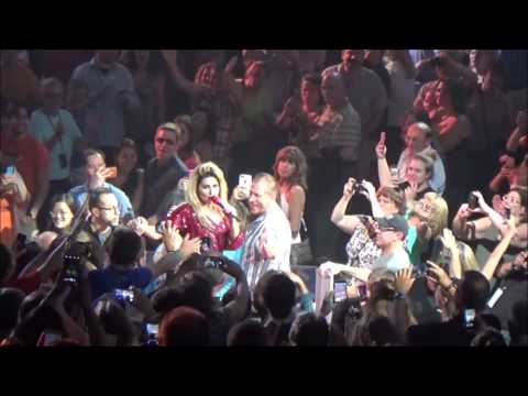 Shania Twain TD Garden Boston MA 7-8-2015