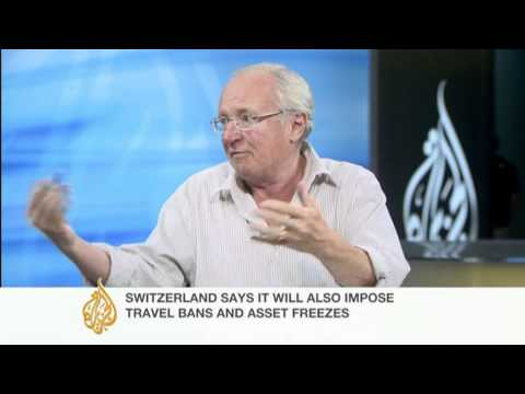 Robert Fisk doubts Syrian sanctions will work