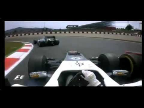 Best of Kamui Kobayashi 2009-Valencia 2012