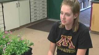 University of Minnesota, Crookston Student Profiles: Kristine Neu