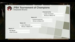 2018 PBA Tournament of Champions Stepladder Finals