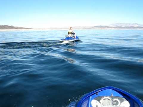Jet Ski on Lake Mead / Hoover Dam - Rebel Adventure Tours - Las Vegas / Henderson, NV