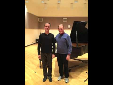 Alexander Djordjevic Radio Interview and Performance of Schubert, Chopin, Rachmaninov and Beethoven
