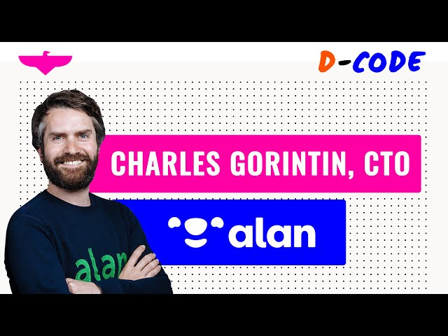 Building a top team based on transparency, ownership & trust 💚 Charles Gorintin, CTO @Alan