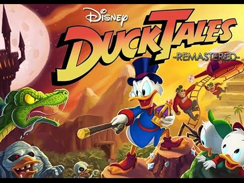 Let's Play Ducktales Remastered Episode 3, Translyvania