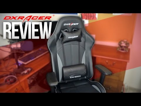 Dxracer Gaming Chair Unboxing And Giveaway Funnycat Tv