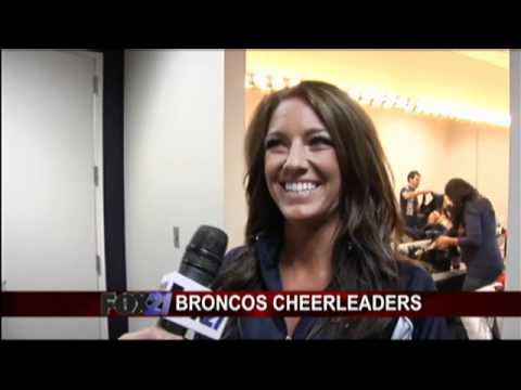 Denver Broncos Cheerleaders All-Access