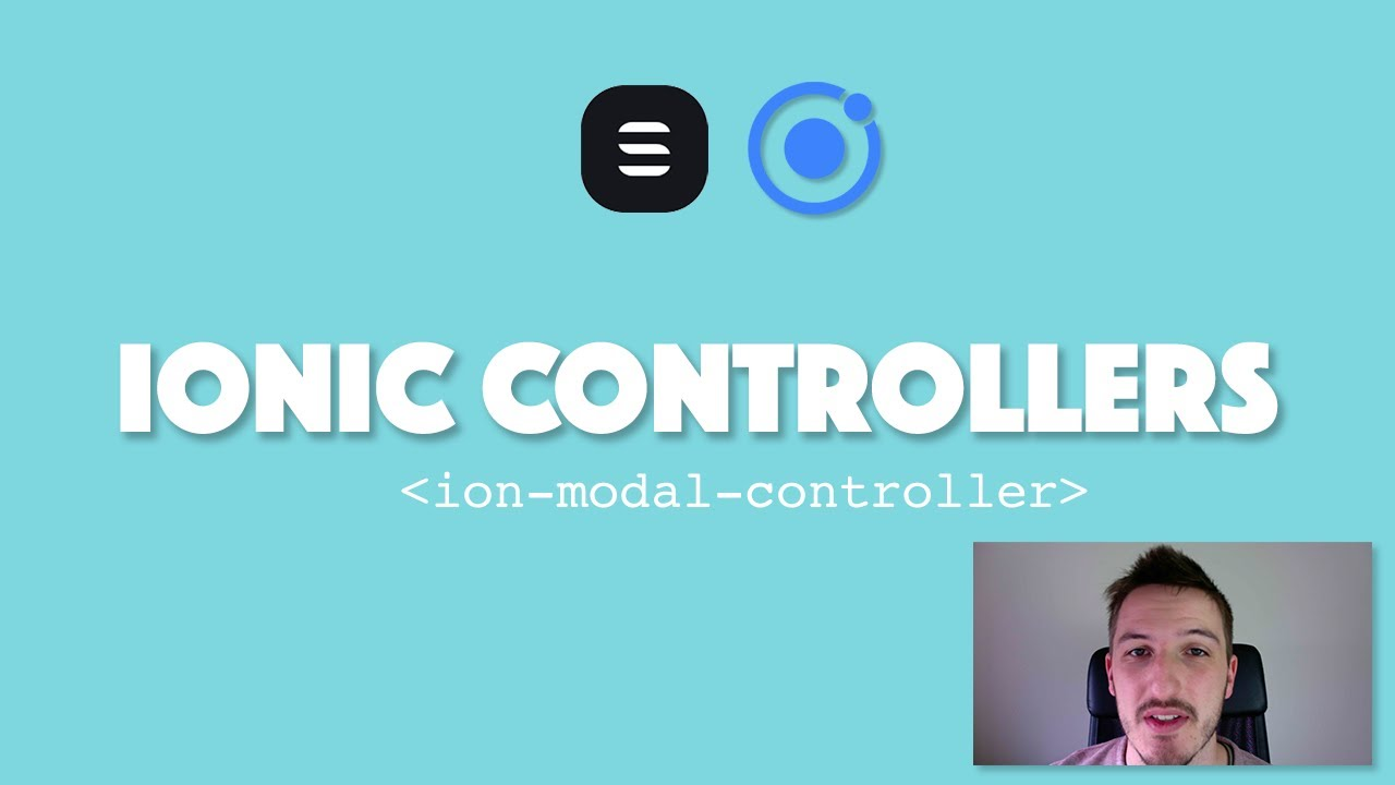 Using Ionic Controllers with Web Components (StencilJS)