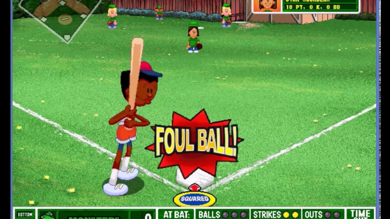 backyard baseball 2001 season no hitter ep7 youtube