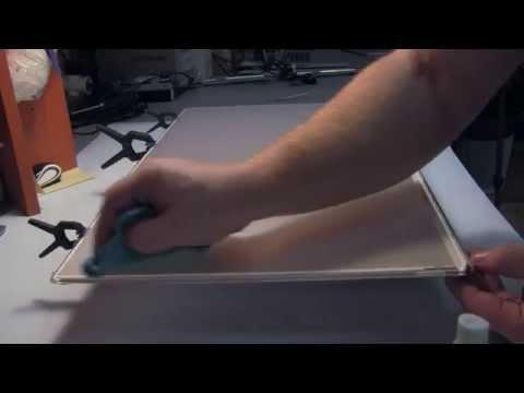 видео: Чистка матрицы imac 2012-2015 (imac lcd panel cleaning shadows/dust)