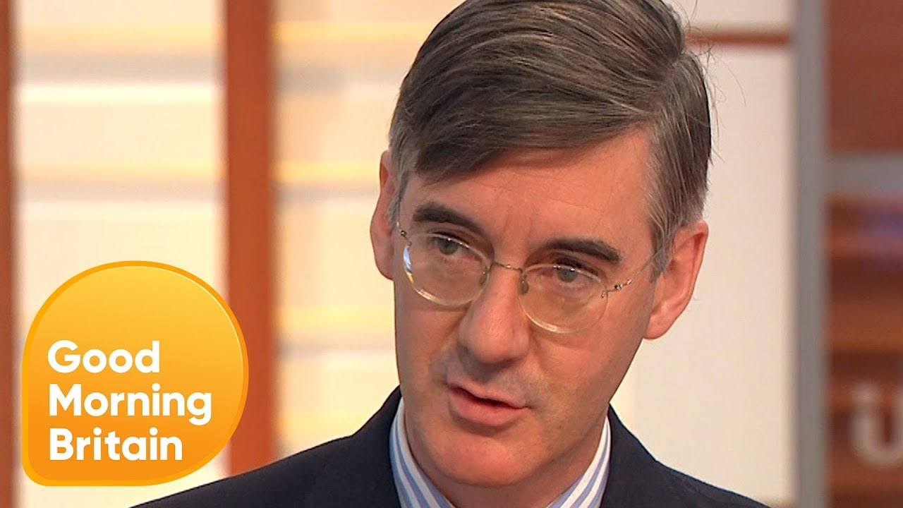 Jacob Rees Mogg Says That He Opposes Abortion And Same Sex Marriage Good Morning Britain