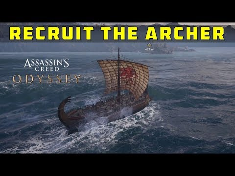 Equal Employment Opportunity Program (Find & Recruit the Archer) - ASSASSIN'S CREED ODYSSEY