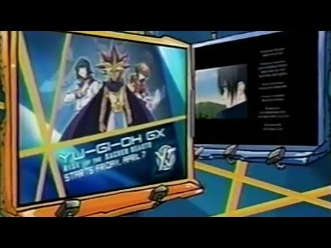 YTV (2006) - Yu-Gi-Oh! GX: Rise of the Sacred Beasts Promo