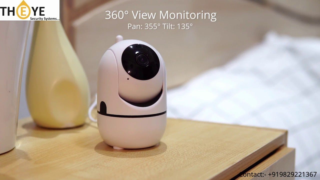 THEYE YCC365 WIFI CAMERA SPECIFICATION