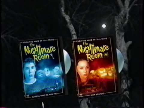 R.L. Stine - The Nightmare Room (2001) Teaser 2 (VHS Capture) - YouTube