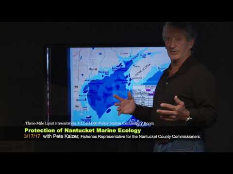 Protection of Nantucket Marine Ecology with Peter Kaizer