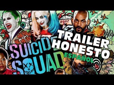 Trailer Honesto-Suicide Squad