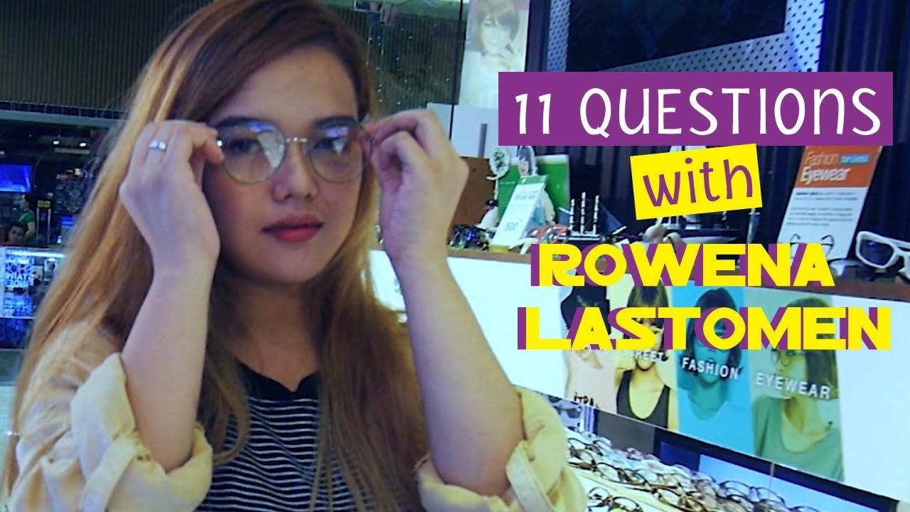 Starfinder Optical   11 Q s with Rowena Lastomen - YouTube 216b09102e9c
