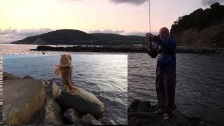 Рыбалка, Джубга, отводной поводок