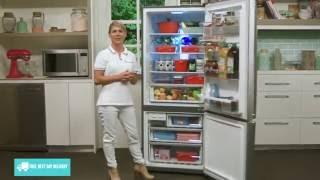 wbe4504sarh 450l bottom mount fridge overview appliances online