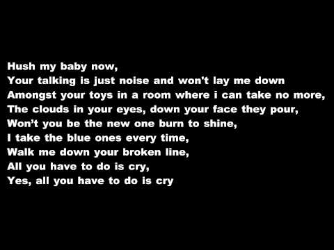 Joshua Radin - Closer (lyrics)