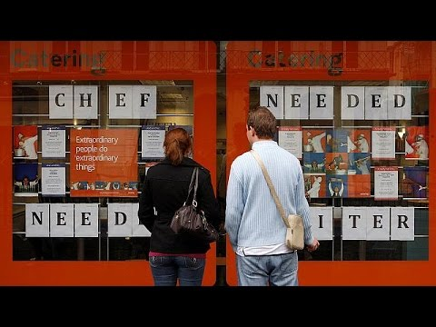 UK employment falls, jobless rate unchanged, wages rise - economy