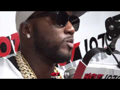 Jeezy Announces Trap Or Die 3 For The First Time ANYWHERE!!!