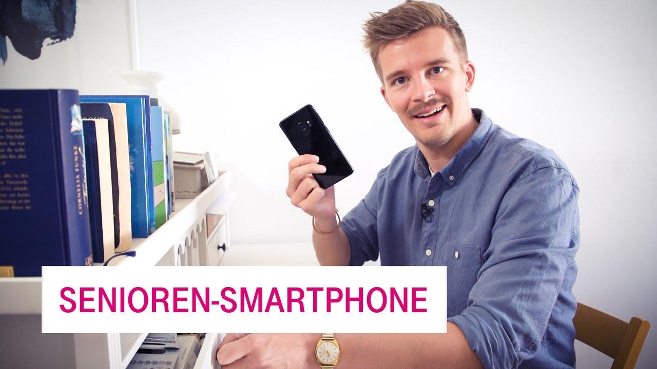 Smartphone für Senioren einrichten - Netzgeschichten