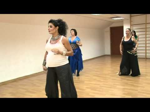 Nava Aharoni  mabrook rami ayash egypt  Workshop Belly Dance