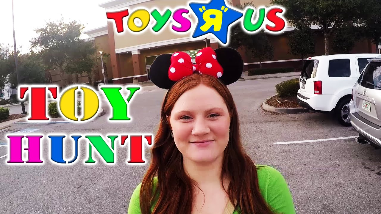 Toy Hunting at Toys R Us with Shopkins Frozen Monster High Hello Kitty and  Peppa Pig - YouTube