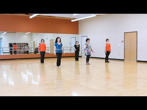 linedance~back for good from YouTube · Duration:  6 minutes 2 seconds