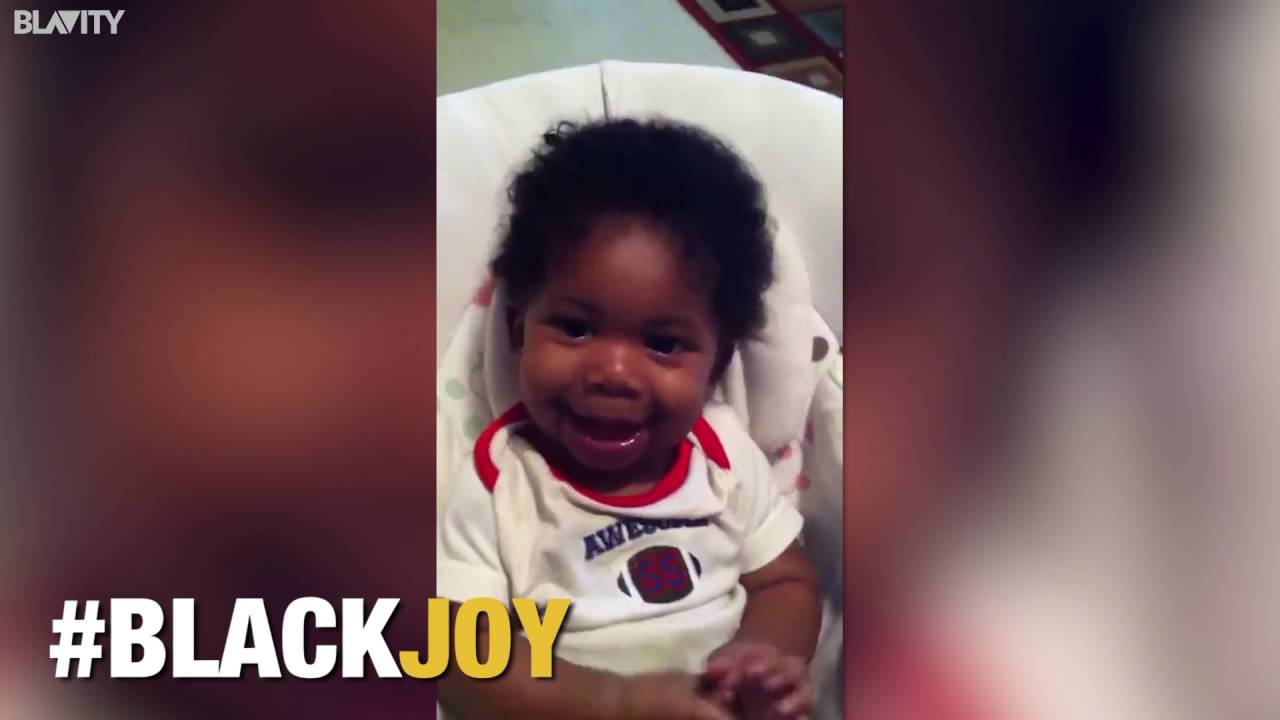 11293985d Black Babies Laughing - YouTube
