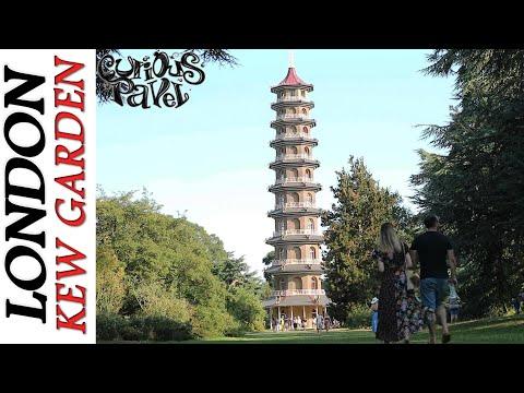 Kew Gardens Travel Guide (Royal Botanic Gardens, Kew)