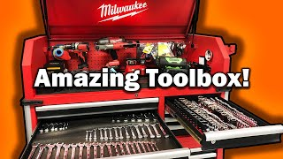 Video Project: Dream Garage Part 3 - Milwaukee 48-22-8546 Tool Chest download MP3, 3GP, MP4, WEBM, AVI, FLV Juni 2018