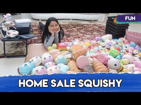 Home Sale Squishy | Tipe-Tipe Pembeli Squishy