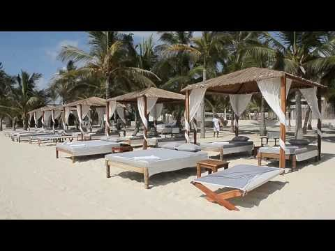 Billionaire Resort Malindi Kenya - works completed November 2013