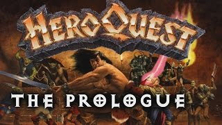 HeroQuest - The Prologue (Tabletop Simulator Gameplay)
