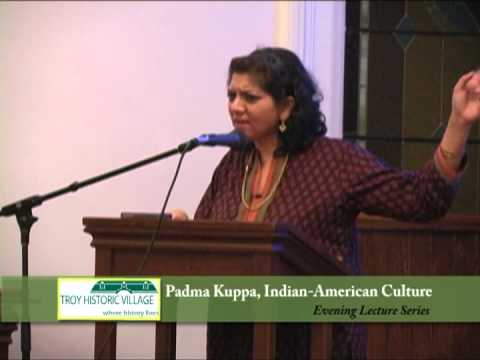 Lecture - Indian American Culture