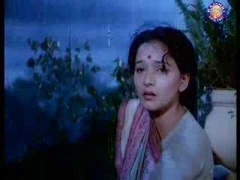 Ghir Aaye Megh Parbat Pe Bijuriya - Madhuri Dixit & Tapas Paul - Abodh