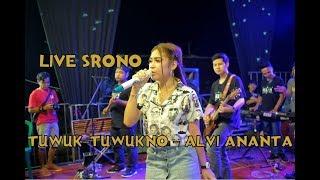 Tuwuk-Tuwukno - Alvi Ananta ll Melon Musik ll HUT ARKOM ke - 17 ( Live Komis - Wonosobo - Srono )