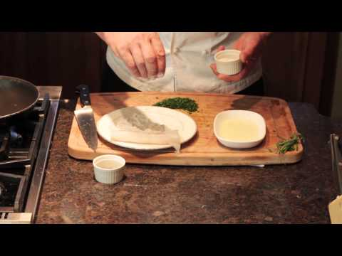 Fresh Haddock Recipe : Gourmet at Home!