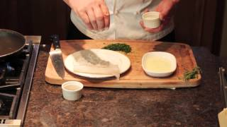 Fresh Haddock Recipe : Gourmet At Home!
