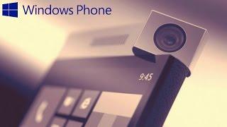 Spinner Windows Phone 2017: Rotating Camera, Bezel-Less Display