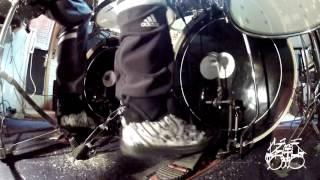 Javi Zenobia - Angel Negro (Drum Cam) YouTube Videos
