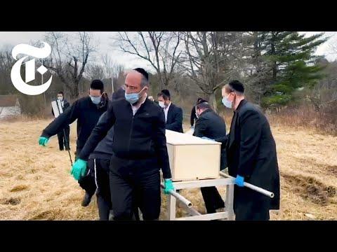 How Coronavirus is Upending Ultra-Orthodox Jewish Traditions | NYT News