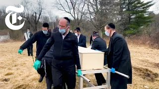 How Coronavirus is Upending Ultra-Orthodox Jewish Traditions | NYT News