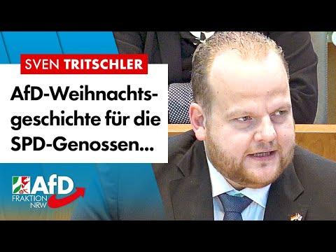 AfD-Weihnachtsgeschichte für die SPD – Sven Tritschler (AfD)