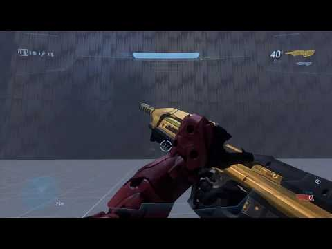 Halo Online SFX [Noise Free] Human Loadout Weapon Firing