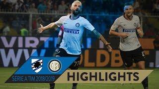 SAMPDORIA 0-1 INTER | HIGHLIGHTS | Matchday 05 - Serie A TIM 2018/19