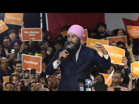 Race Plays a Central Role in Canada's General Election